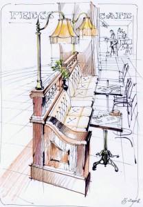 проектирование мебели, мебель на заказ